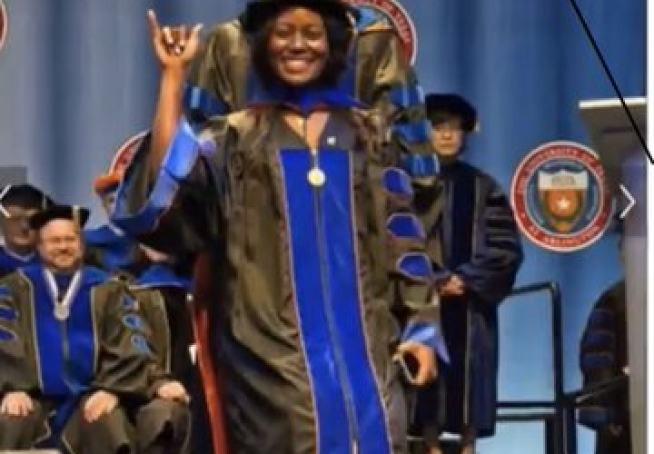 Nigerian Becomes First Black Woman to Bag Ph.D in Aerospace Engineering