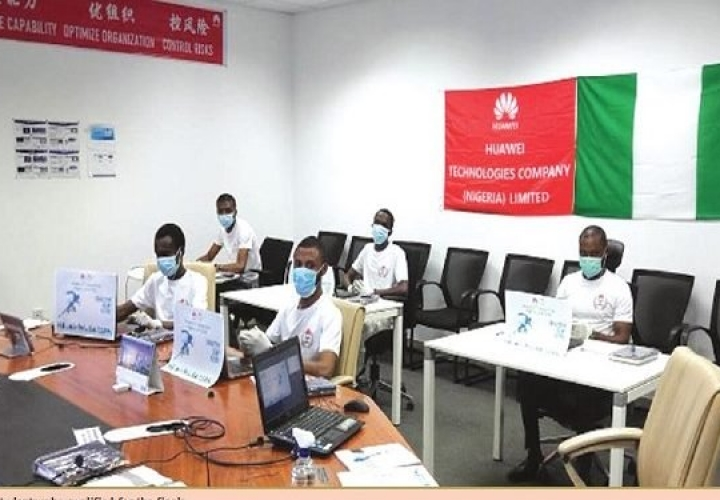 Team Nigeria Qualify For Hauwei Global ICT Competition