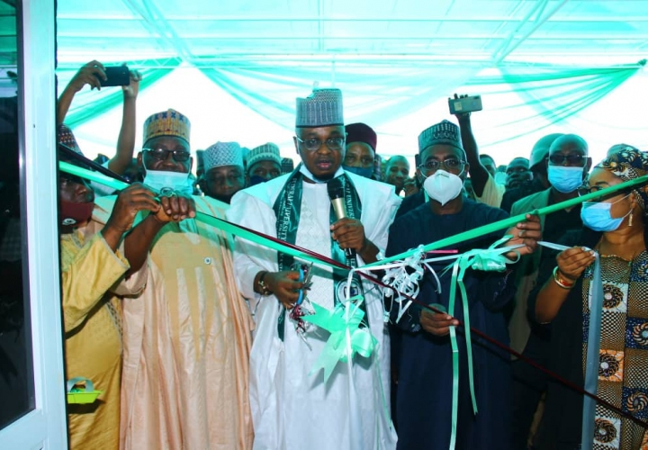 Pantami Calls For Prioritizing Skills As NITDA Commissions Digital Economy Projects In Gombe